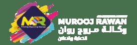 Murooj Rawan Advertising Agency Logo